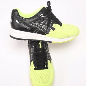 ASICS Gel-Lyte Speed Retro Sneaker Safety Yellow